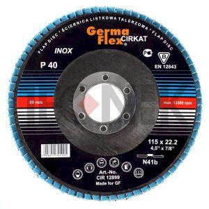 CRICKET- INOX 115X22.2